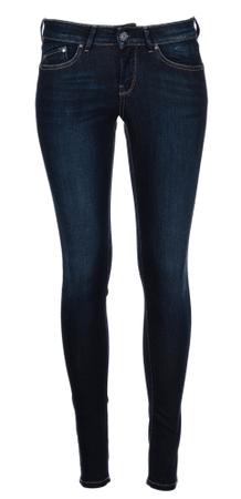 Pepe Jeans ženske traperice Pixie 27/30 tamno plava