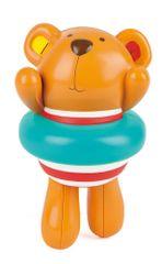 Hape igračka za vodu - plutajući medvjed