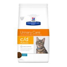 Hill's karma sucha dla kota PD Feline C/D Multicare Ocean Fish 5 kg
