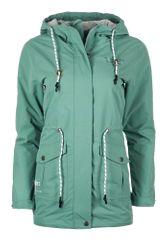 Nugget dámská bunda Meda zelená XS - zánovní