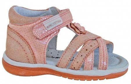 51e25cac012f Protetika Dievčenské sandále Nala 23 ružové - Diskusia