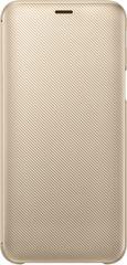 Samsung preklopna torbica Galaxy J6 2018, zlatna