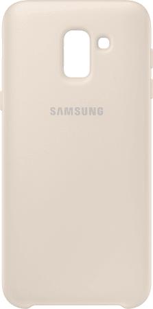 Samsung tvrda maskica Galaxy J6 2018, zlatna