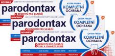 Parodontax Kompletná ochrana Extra Fresh 75 ml 3ks