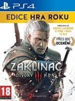Sony Zaklínač 3: Divoký hon - Edice Hra Roku (PS4)