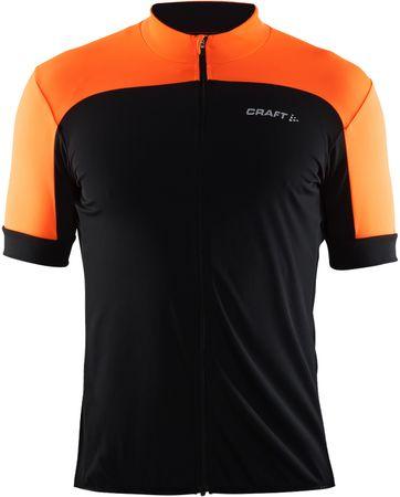 Craft moška majica Bilanca, črna, S