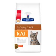 Hill's PD Feline K/D 1,5 kg eledel