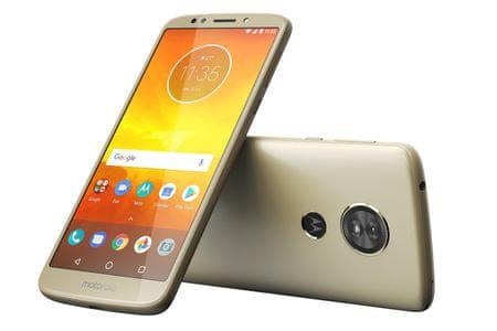 Motorola Moto E5, 2GB/16GB, Fine Gold