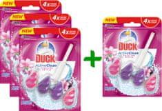 Duck Active Clean Dazzling Petals 3 + 1 ks