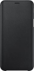 Samsung Flipové pouzdro pro Samsung Galaxy J6 2018, černé EF-WJ600CBEGWW - rozbaleno