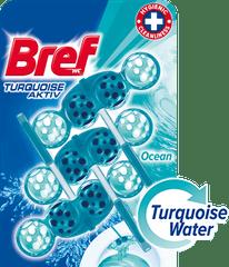 Bref Turquoise Aktiv Ocean 3 x 50 g