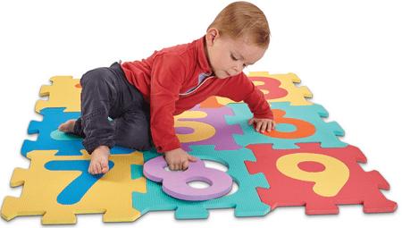 Addo Habszivacs puzzle számokkal