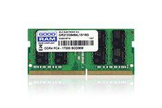GoodRam RAM za prenosnike SODIMM DDR4 4GB, PC4-19200 (2400MHz), CL17