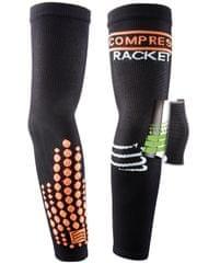 Compressport kompresijski rokav za komolec, črn