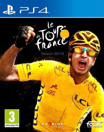 Focus Tour de France 2018 (PS4)