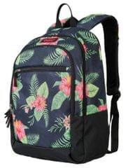Target nahrbtnik Chili Floral Black 21903