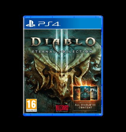 Blizzard igra Diablo III - Eternal Collection (PS4)