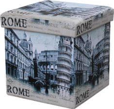 Westside Sedací box s úložným priestorom – Rím