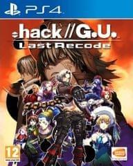 Namco Bandai Games igra Hack GU (PS4)