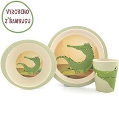 Yookidoo Yuunaa Sada riadu - Krokodíl