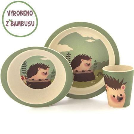 Yookidoo Yuunaa Sada nádobí - Ježek