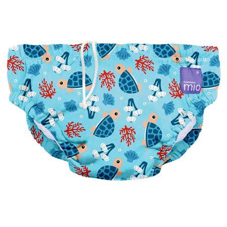 Bambinomio Dojčenské plavky Turtle bay, veľ. XL