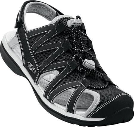 KEEN Sage Sandal W Black/Black 36 szandál