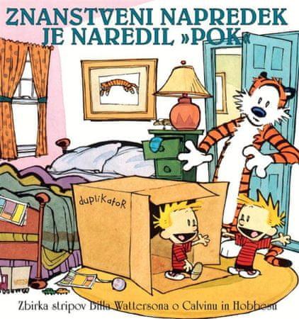 Bill Watterson: Calvin in Hobbes