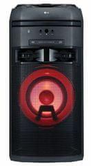 LG HI-FI stolp Karaoke OK55 - Odprta embalaža