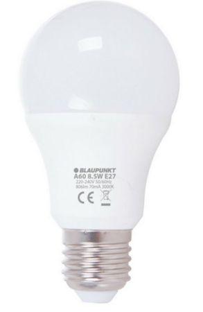 Blaupunkt LED žarnica 8,5 W, E27, 3000 K (A60-12)