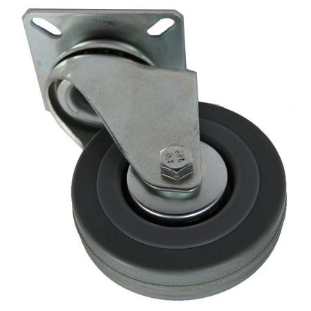 Popar rotirajući transportni kotač, 125 mm, 120 kg