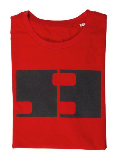 MFF Karlovy Vary dámské červené tričko M