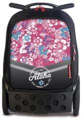 Nikidom Roller Aloha šolska torba na kolesih