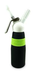 Yoko Design butelka do bitej śmietany 500 ml, czarna