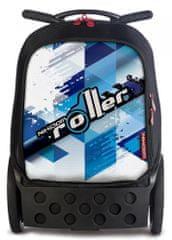 Nikidom Roller Cool Blue nahrbtnik na kolesih