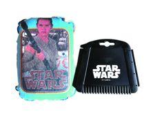 KAJA Zimný darčekový set do auta, motív Star Wars, škrabka, huba Rey