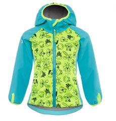 good2go chlapčenská softshellová bunda