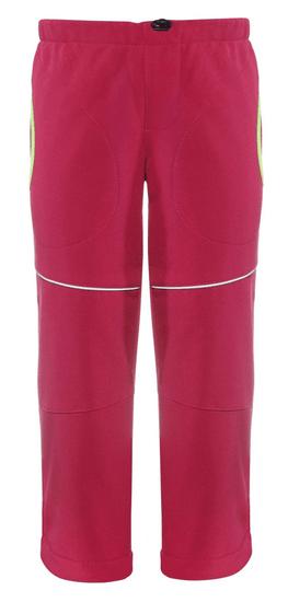 good2go dívčí softshellové kalhoty GOOD2GO 80 růžová