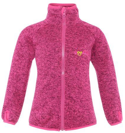 good2go dievčenský sveter GOOD2GO 80 ružová