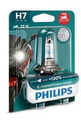 Philips žarulja H7 X-tremeVision Moto 12V 55W + 130%
