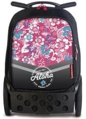 Nikidom Roller XL Aloha šolska torba na kolesih