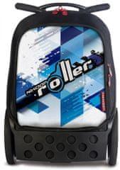 Nikidom Roller XL Cool Blue šolska torba na kolesih