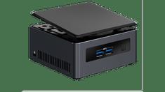 Intel NUC Kit BLKNUC7I5DNH2E, Core i5-7300U, Barebone