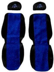 F-CORE Poťahy na sedadlá PS09, modré