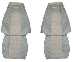 F-CORE Poťahy na sedadlá FX09, sivá