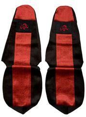 F-CORE Poťahy na sedadlá PS14, červené
