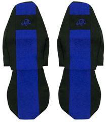 F-CORE Poťahy na sedadlá PS32, modré