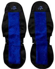 F-CORE Poťahy na sedadlá PS10, modré