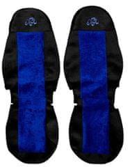 F-CORE Poťahy na sedadlá PS11, modré