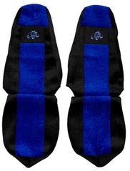 F-CORE Poťahy na sedadlá PS14, modré